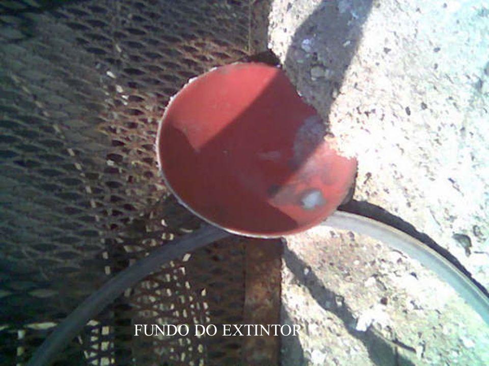 FUNDO DO EXTINTOR
