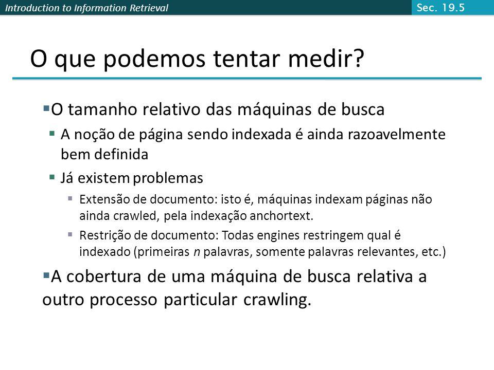 Introduction to Information Retrieval Nova definição .