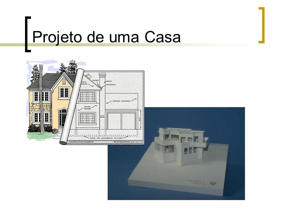 Projeto de uma Casa