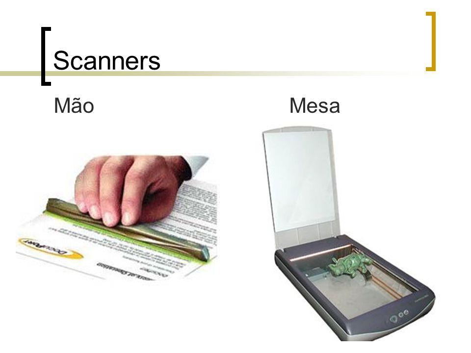 Scanners MãoMesa
