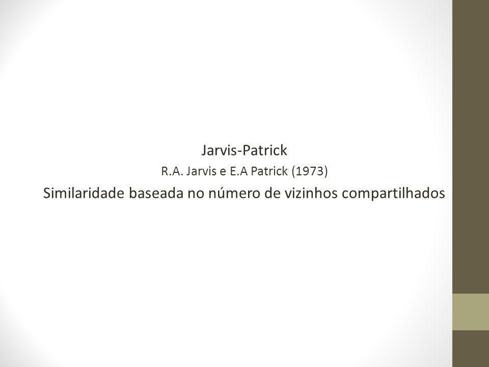 Jarvis-Patrick R.A.