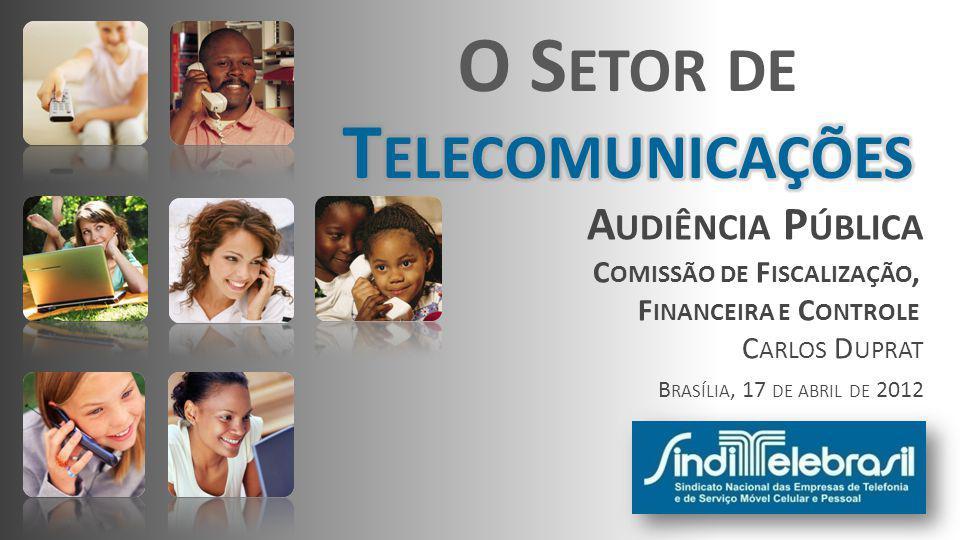 mais de 320 milhões de clientes Fonte: Telebrasil