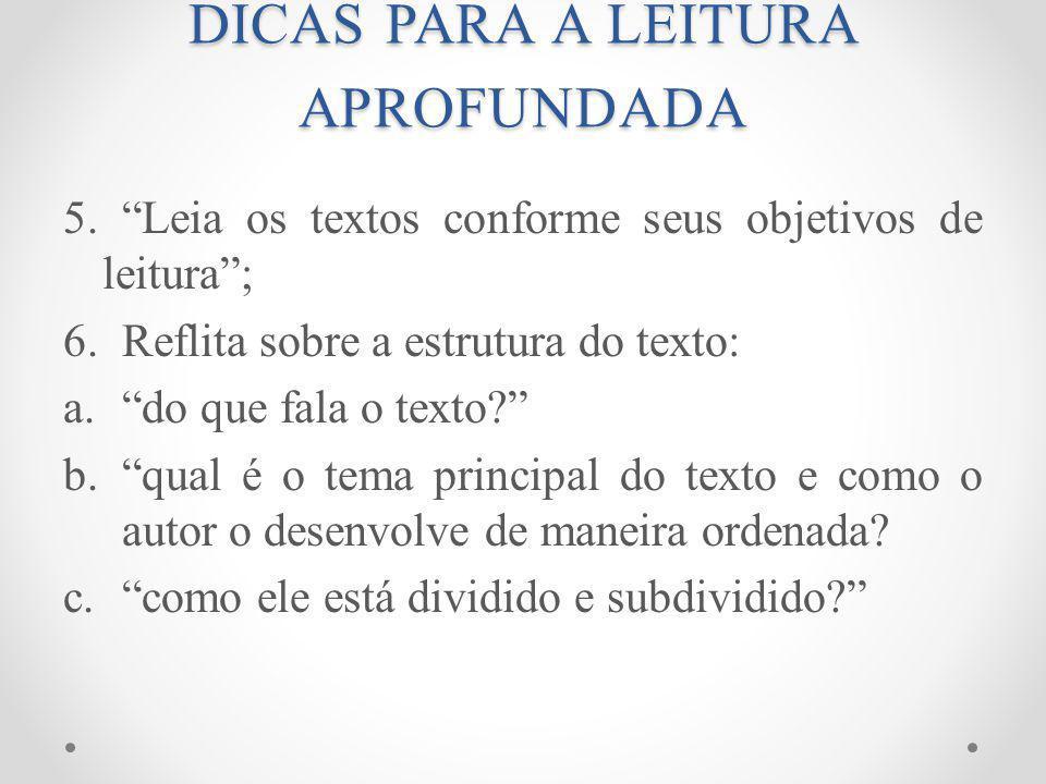 Elaboração de Ensaios Proposta de treino: Texto de Aristóteles usado como exemplo no texto do prof.