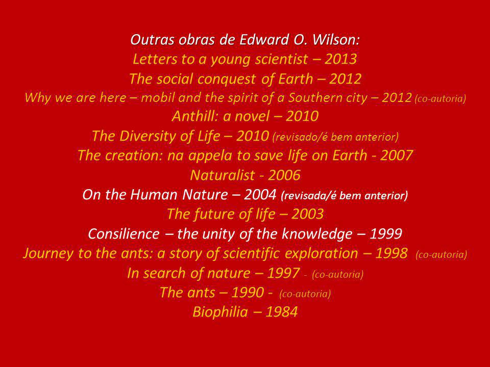 A ascensão para a civilização, do bando e da aldeia igualitários à sociedade de chefatura e depois ao Estado, ocorreu através da evolução cultural, não de mudanças nos genes.