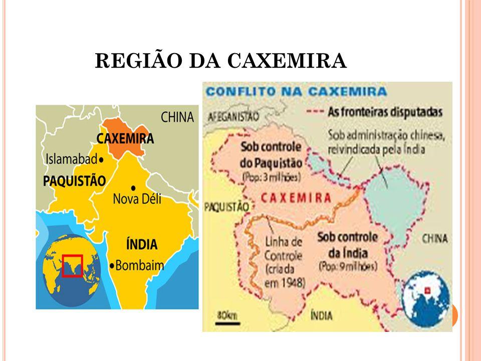 REGIÃO DA CAXEMIRA