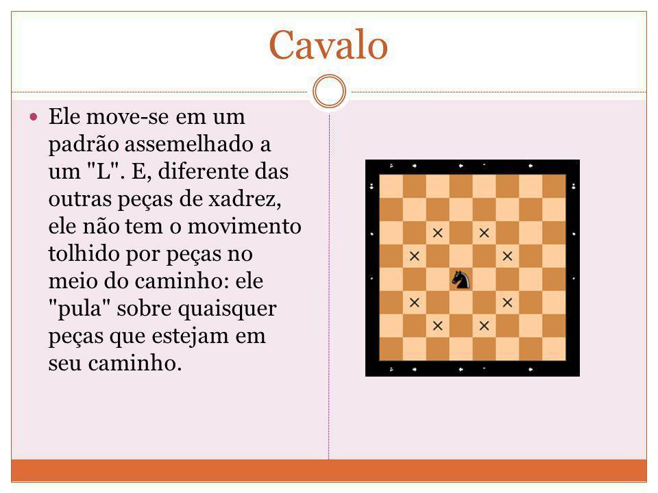 Atividade Baseado nas movimentações dos peões,torres e bispos fazer o jogo vencendo quem conseguir chegar com um peão na última fileira.