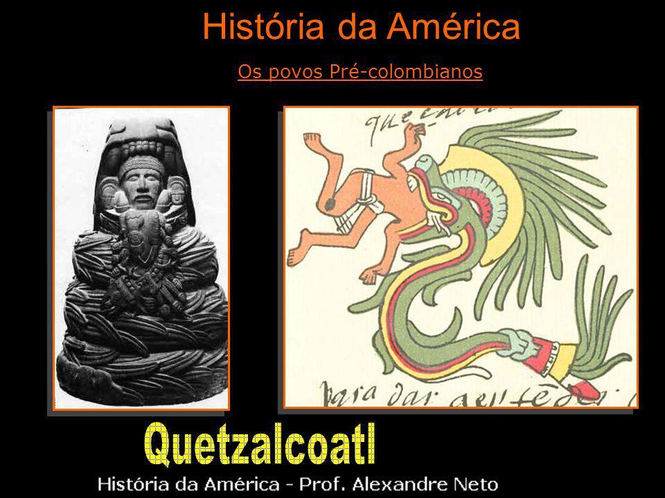 História da América Os povos Pré-colombianos