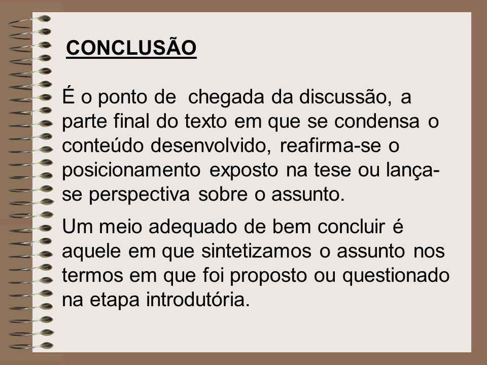 O QUE ACONTECE EM RAZÃO DISSO.