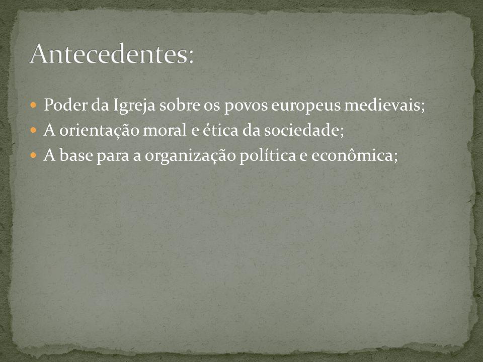 Clero Regular: Vida em Mosteiros Ora et Labora Clero Secular: Maior ligação com o povo; Instruções políticas aos governantes e comandantes.