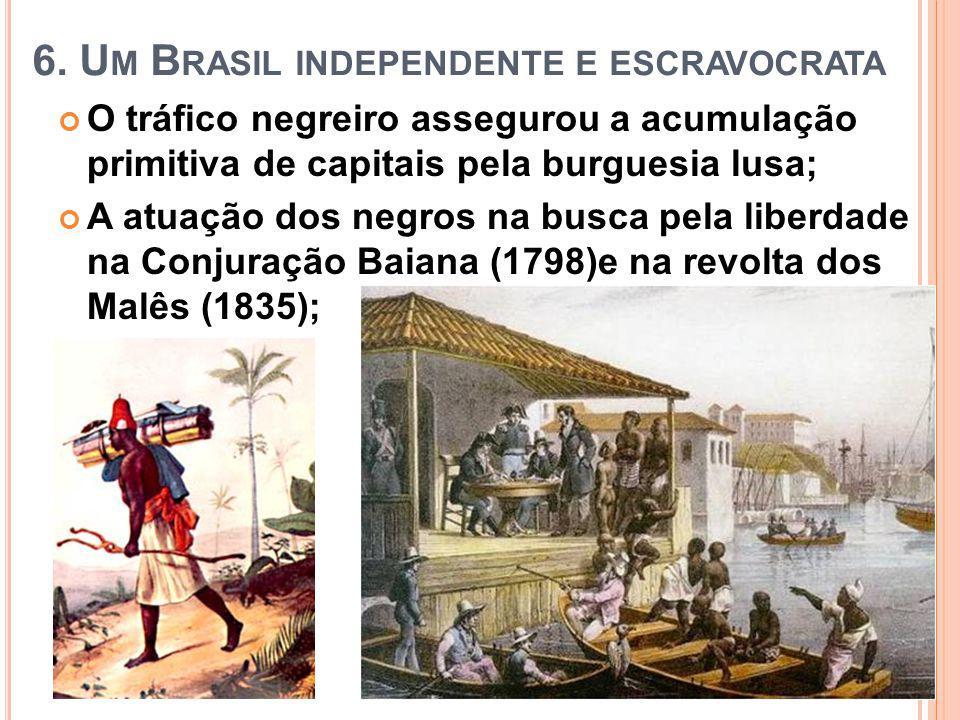 Alguns nomes se destacaram na luta pelo fim da escravidão no Brasil;