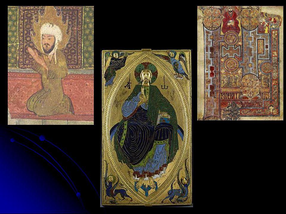 Georgische Madonna Bizantino O Evangelista Mateus Carolíngio