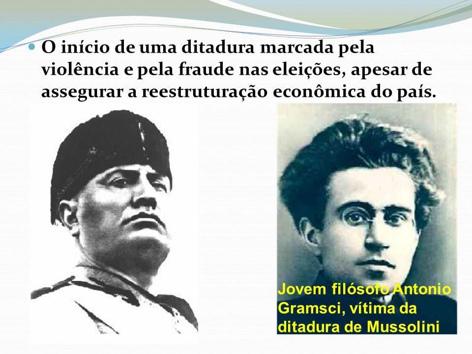 O início de uma ditadura marcada pela violência e pela fraude nas eleições, apesar de assegurar a reestruturação econômica do país. Jovem filósofo Ant