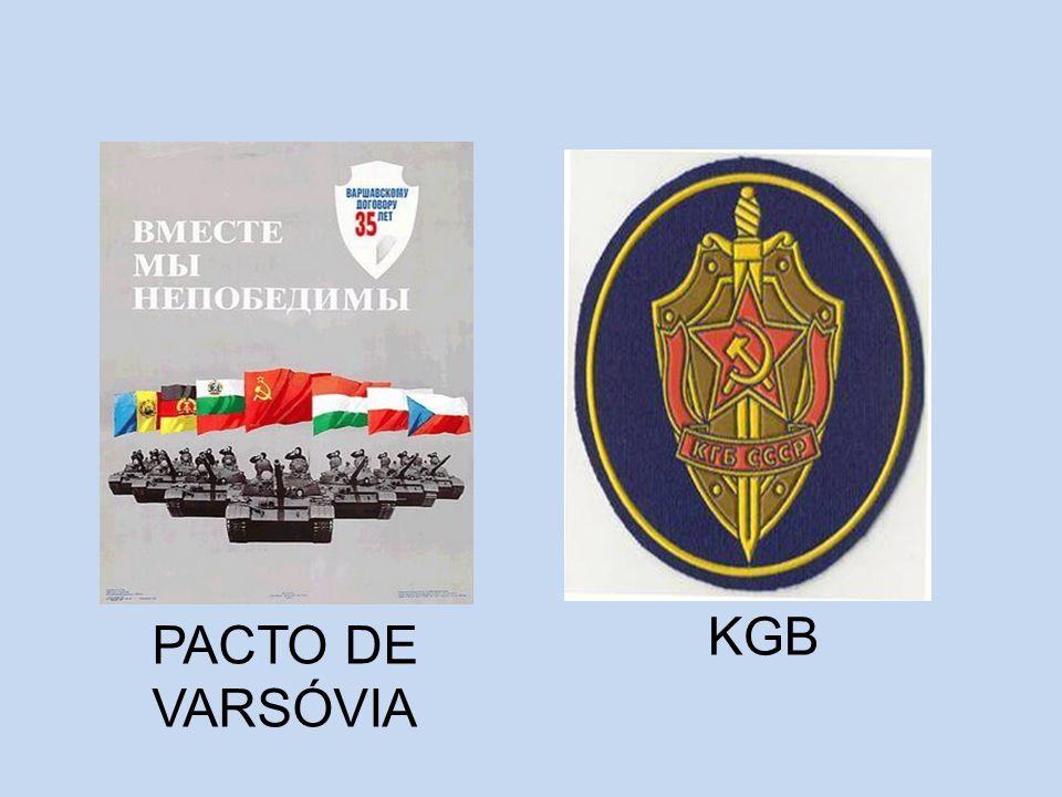PACTO DE VARSÓVIA KGB