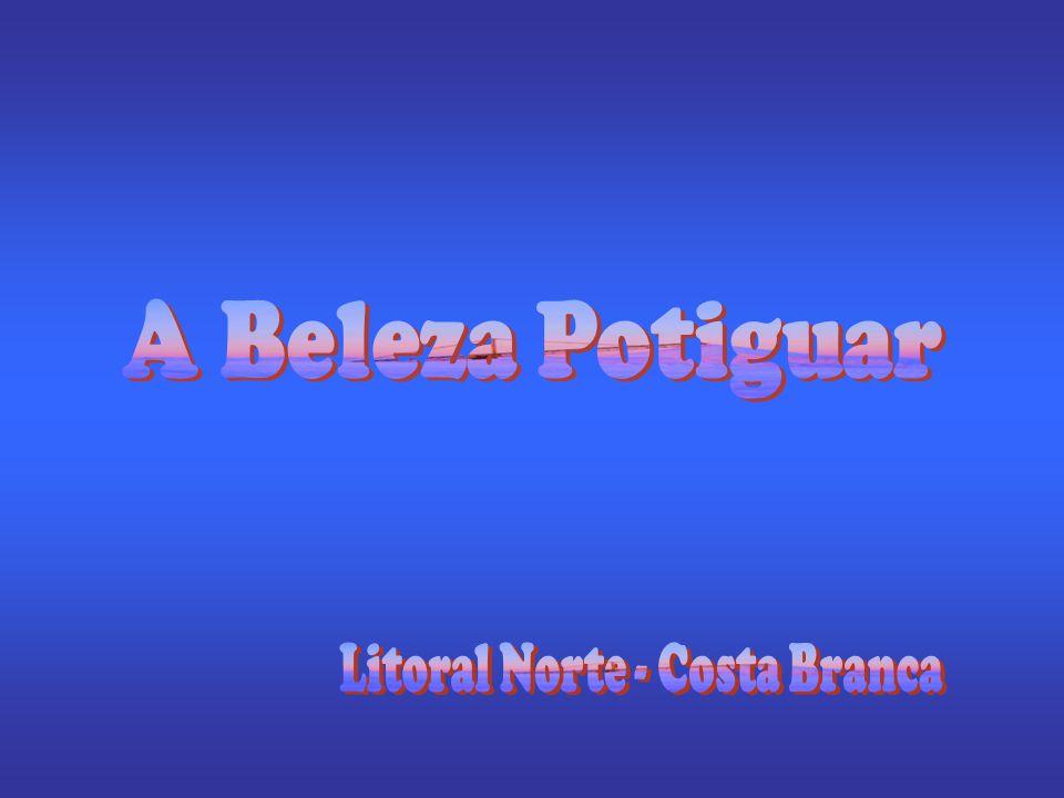 BRASIL Rio Grande do Norte Natal Litoral Norte Costa Branca
