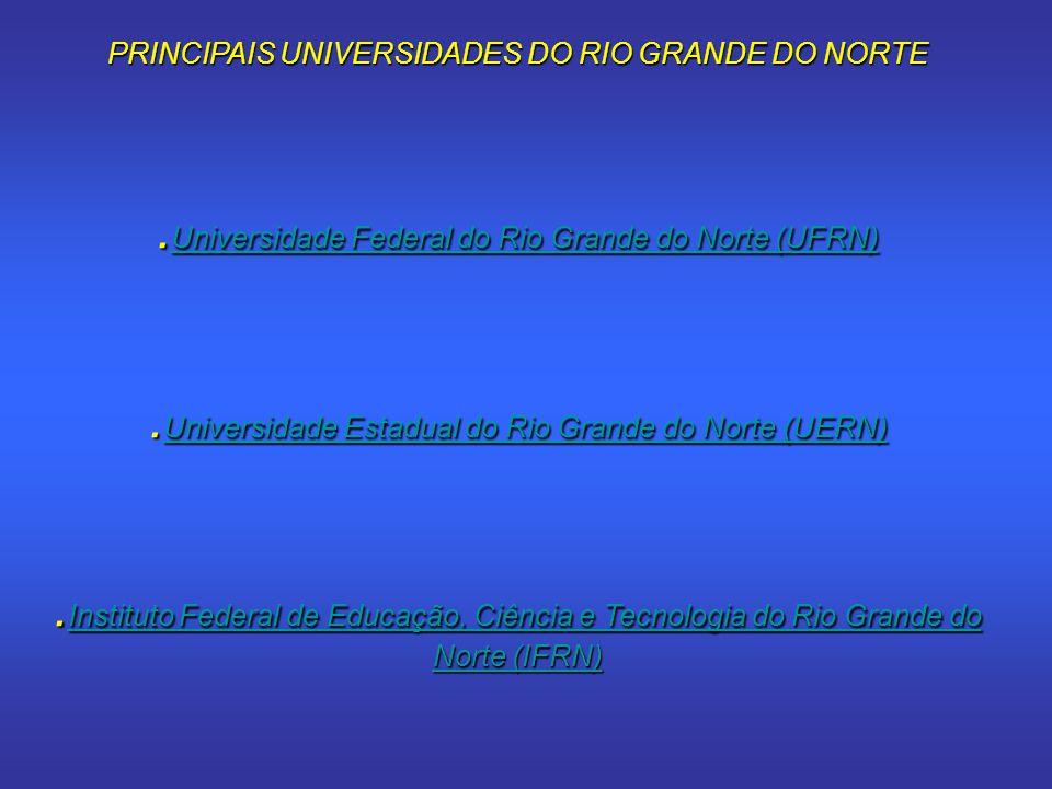 Morro de Tibau - Falésias na divisa dos estados de RN e CE