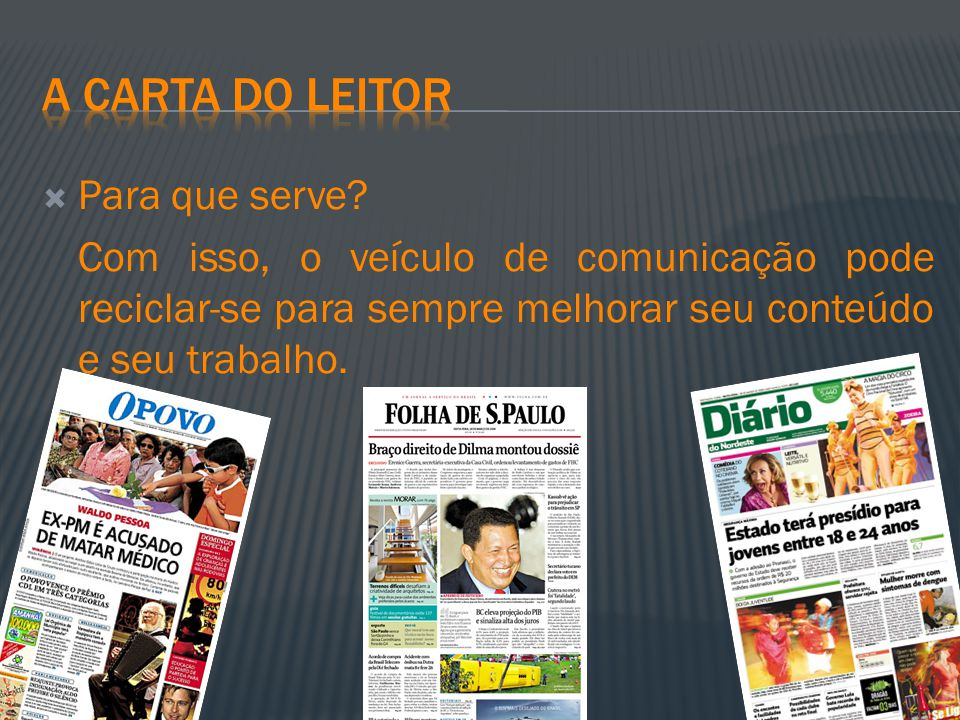 Rio de Janeiro, 12 de novembro de 2001.Prezado Sr.