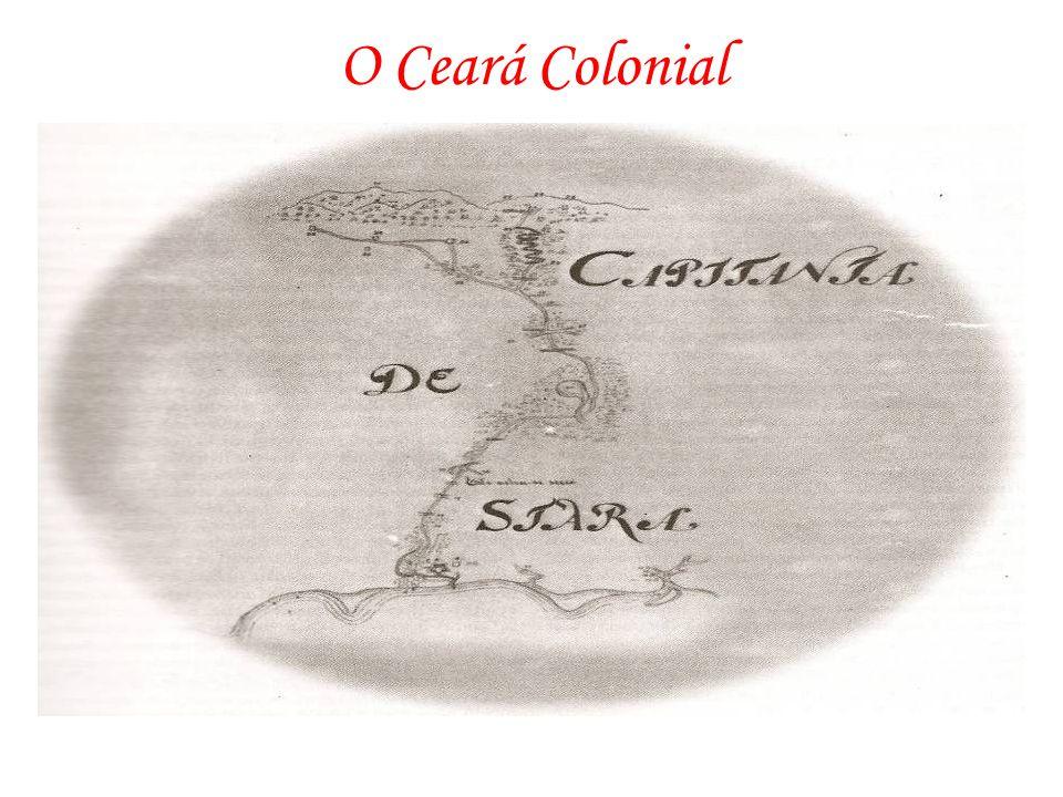 Exercícios 1) Sobre a situação indígena na capitania do Ceará no século XVI, é correto afirmar que: a) a acirrada reação indígena constituiu uma forma de resistência à destruição do seu modo de vida.