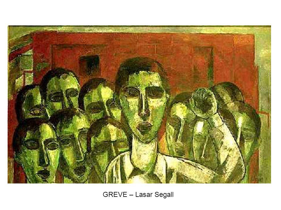 GREVE – Lasar Segall