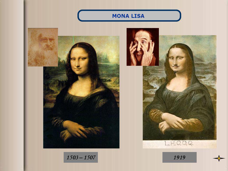1503 – 15071919 MONA LISA