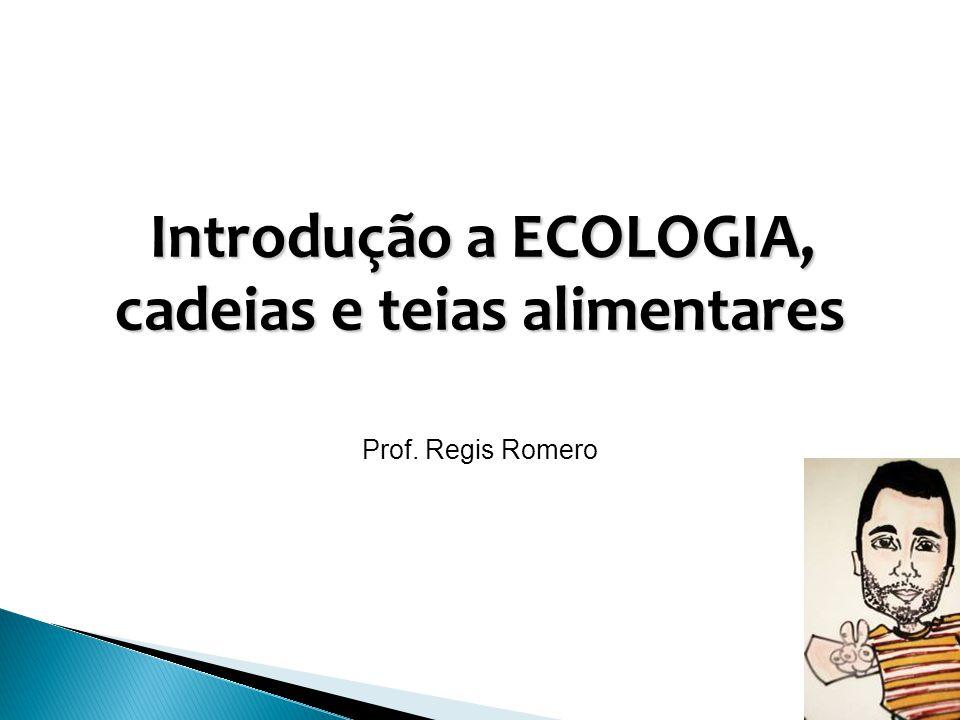 Ecossistema – conjunto formado meio ambiente físico (biótopo / fatores abióticos) mais a comunidade que com o meio se relaciona Ex: floresta amazônica, pantanal...