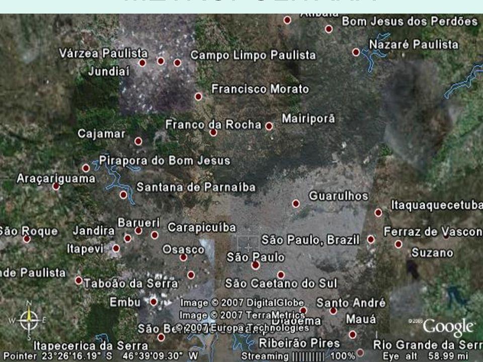 32 REGIÃO METROPOLITANA PAULISTA OU GRANDE SÃO PAULO