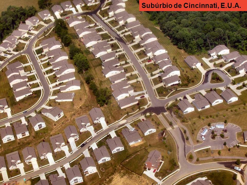 10 Subúrbio de San Jose, E.U.A.