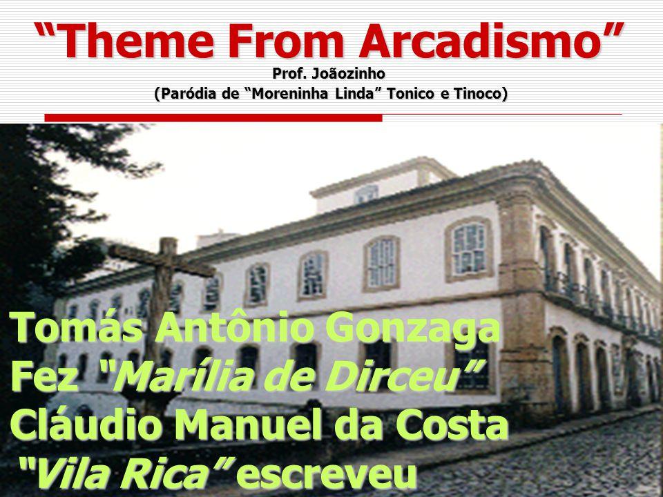 Theme From Arcadismo Prof.