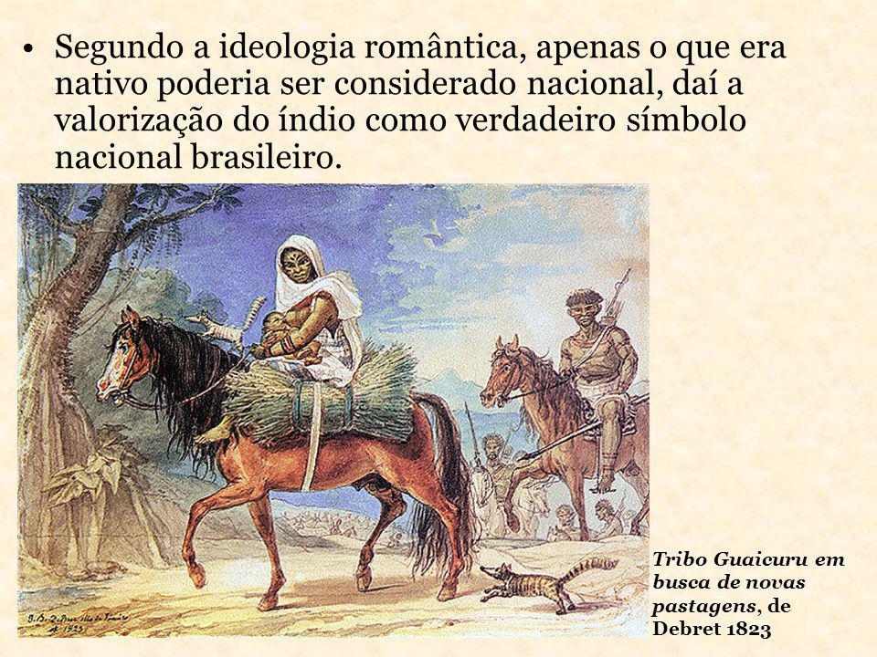 Os estudiosos das missões artísticas divulgaram também as ideias liberais e nacionalistas que fervilhavam na Europa; Proclamação da Independência.