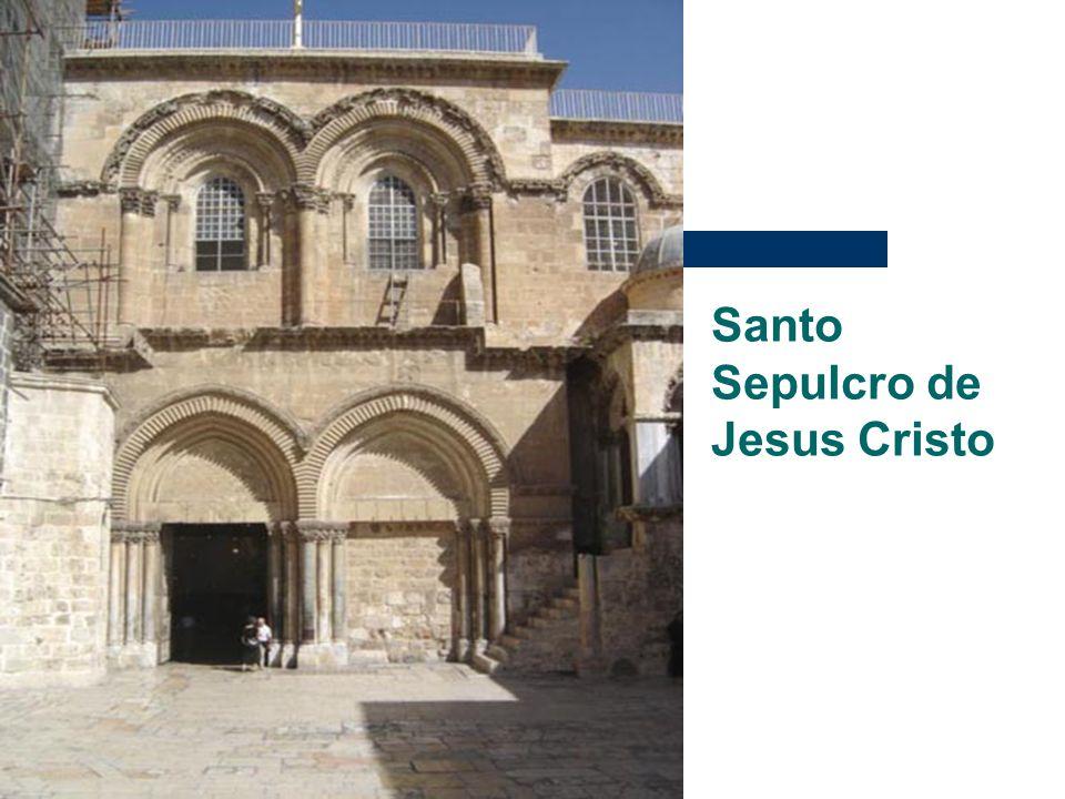 Santo Sepulcro de Jesus Cristo