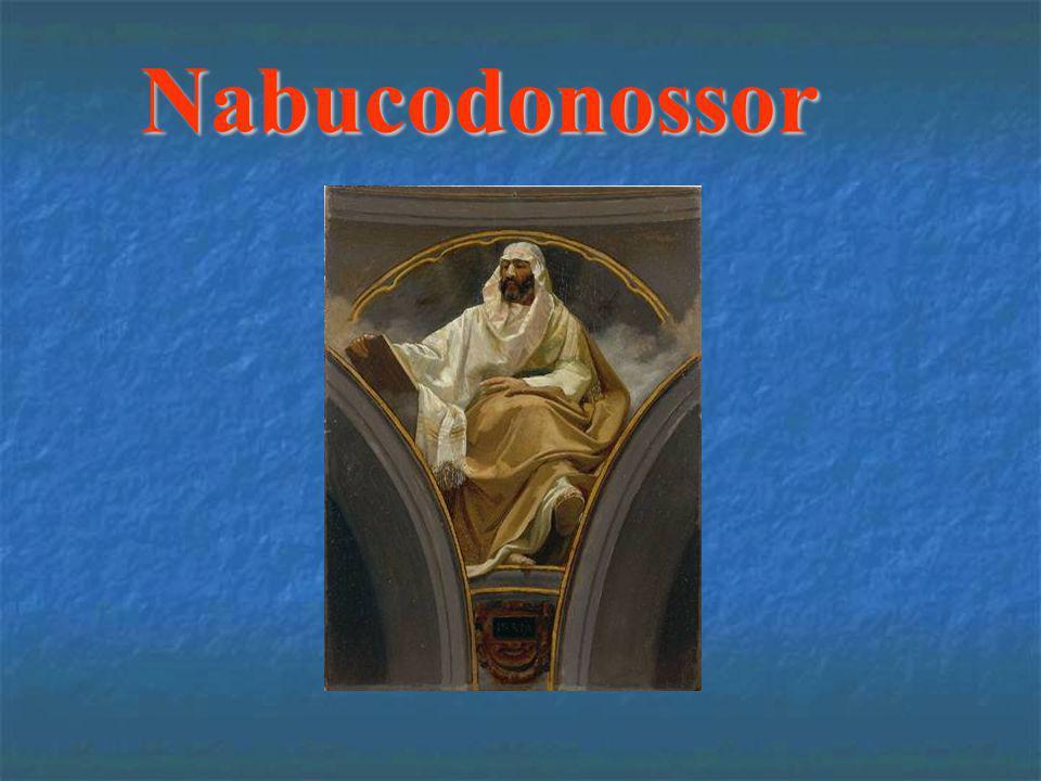 CALDEUS NeobabilônicosNeobabilônicos Cativeiro Hebreu na Babilônia (587 aC)Cativeiro Hebreu na Babilônia (587 aC) Nabucodonosor: desenvolveu o comérci