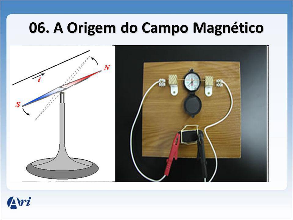 06. A Origem do Campo Magnético