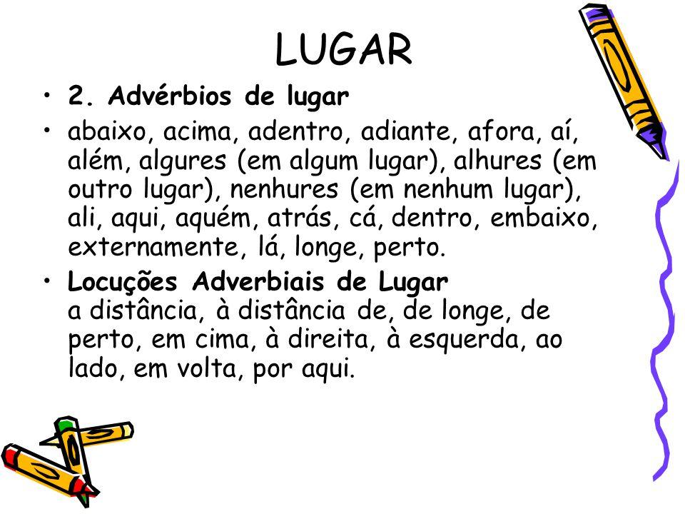 LUGAR 2.