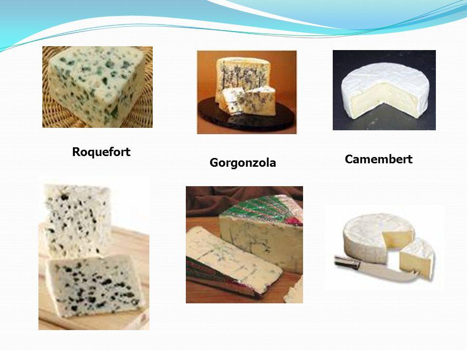 Camembert Gorgonzola Roquefort