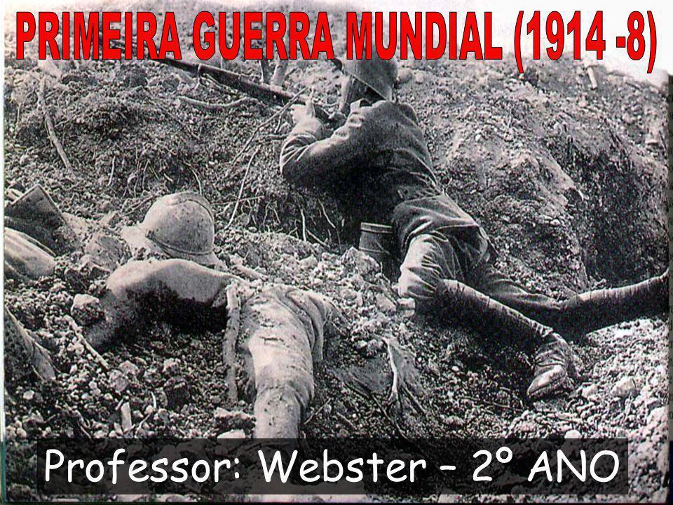 Professor: Webster – 2º ANO