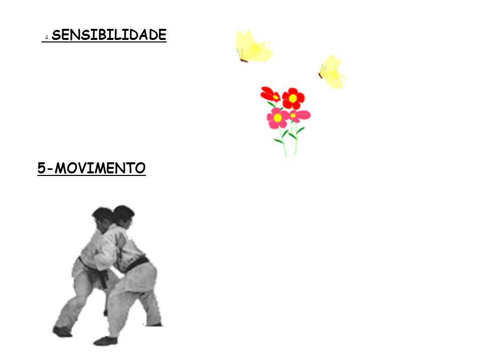 4. SENSIBILIDADE 5-MOVIMENTO