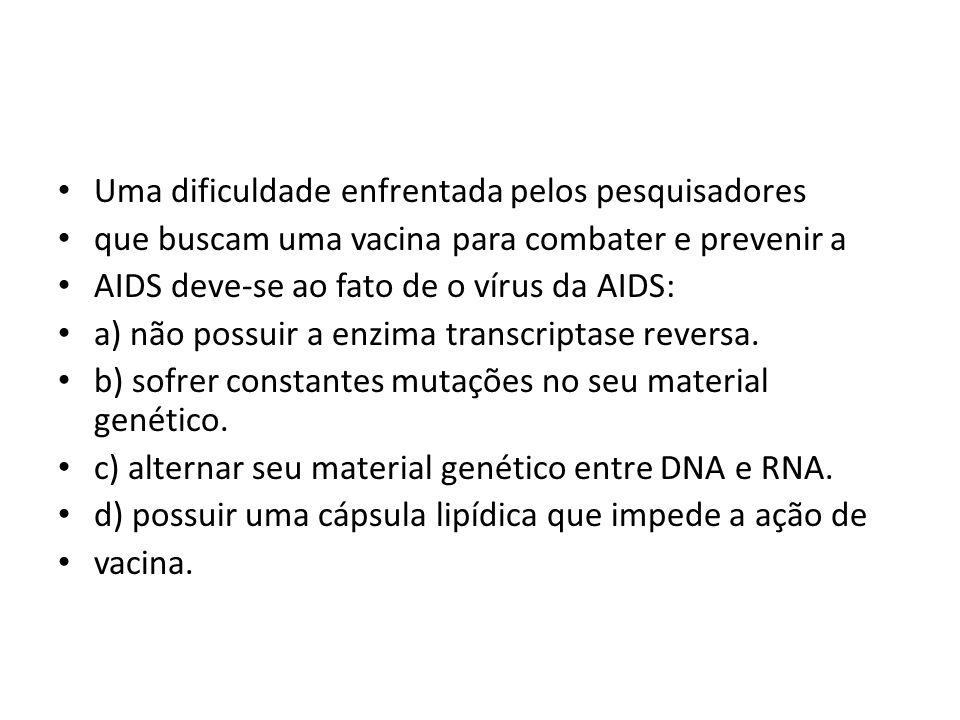 Os vírus possuem as características aa seguir, exceto: a) São parasitas intracelulares obrigatórios e específicos.