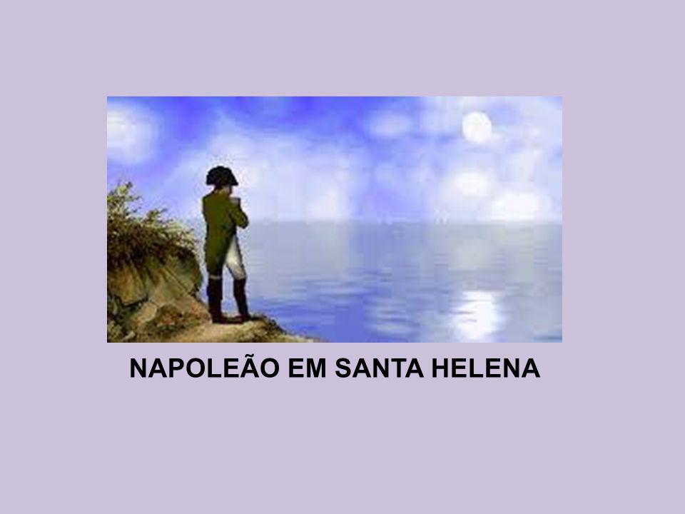 NAPOLEÃO EM SANTA HELENA