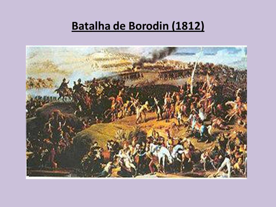 Batalha de Borodin (1812)