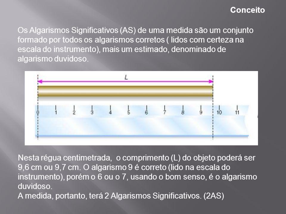 A área (A) do terreno será: A = a x b A = 56,0 x 37,20 A = 2083,2 m 2 (5 AS) (Resultado da calculadora) A dimensão a = 56,0 m tem 3 AS enquanto a largura b = 37,20 m tem 4 AS.