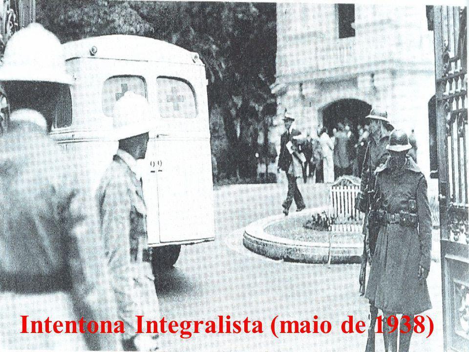 Intentona Integralista (maio de 1938)