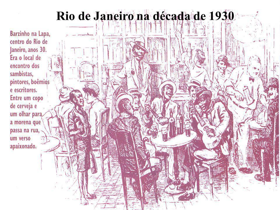 Rio de Janeiro na década de 1930