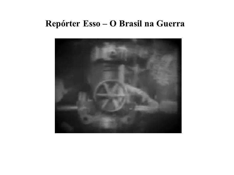 Repórter Esso – O Brasil na Guerra