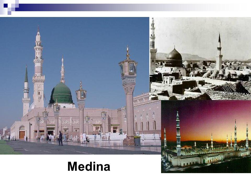 Maomé organiza, em 630, a Jihad (Guerra Santa) e parte para Meca com cerca de 10 mil seguidores;