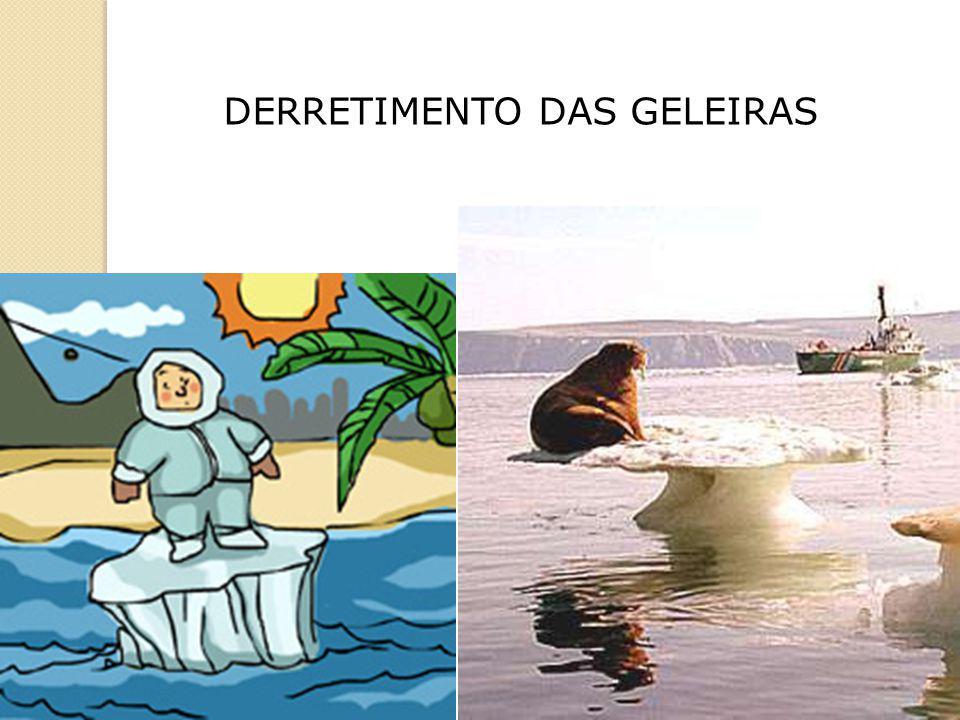 ELEVAÇÃO DO NÍVEL DOS OCEANOS