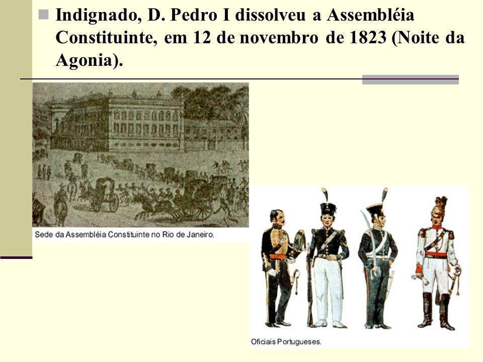 O assassinato do jornalista Líbero Badaró (novembro, 1830); O assassinato do jornalista Líbero Badaró (novembro, 1830); Morre um liberal, mas não morre a liberdade.