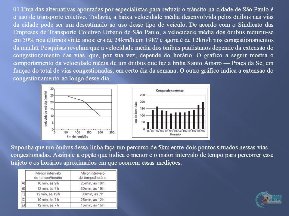 02.Com a crise nas penitenciárias brasileiras, decorrente de rebeliões simultâneas em várias instituições, houve discussões sobre o uso de bloqueadores de celulares.
