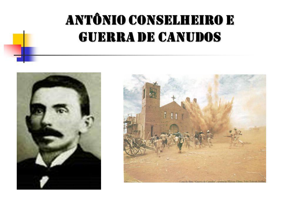 Antônio Vicente Mendes Maciel (Vila do Campo Maior, 13 de março de 1830 Canudos, 22 de setembro de 1897), melhor conhecido na História do Brasil como Antônio Conselheiro, foi um líder social brasileiro.