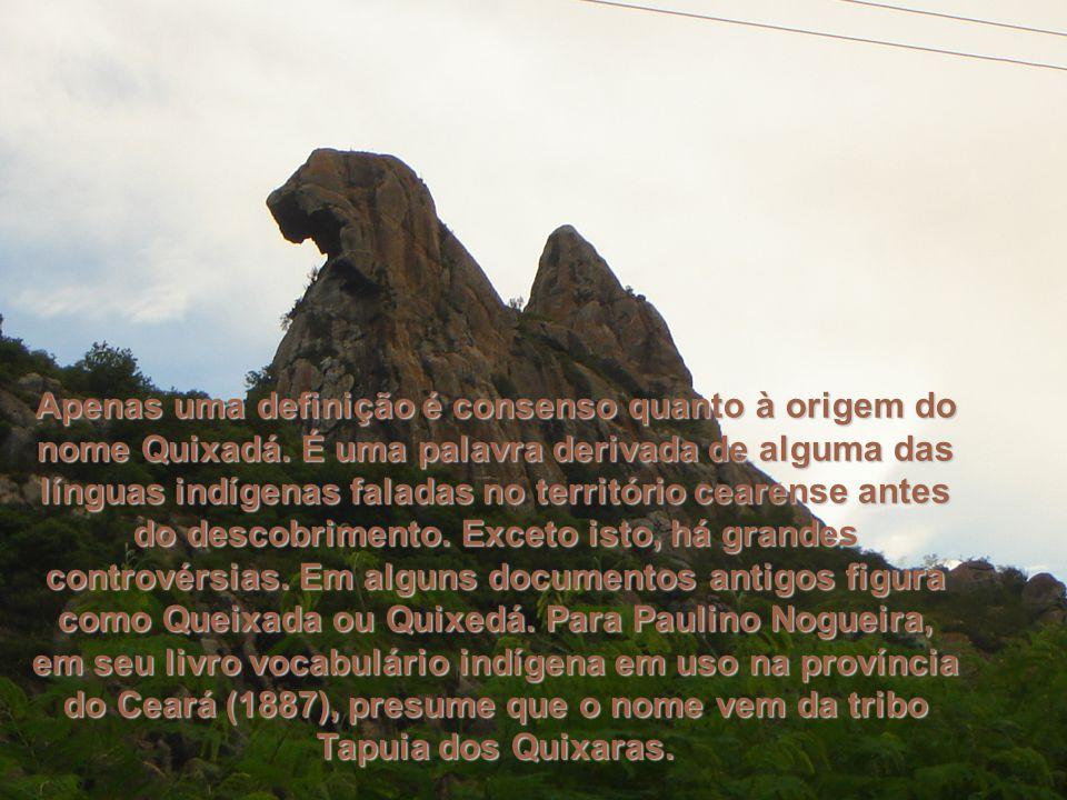 Para Teodoro Sampaio, a palavra pertence a Língua Cariri e não tem significado.