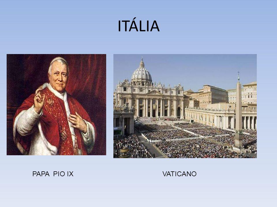 ITÁLIA PAPA PIO IX VATICANO