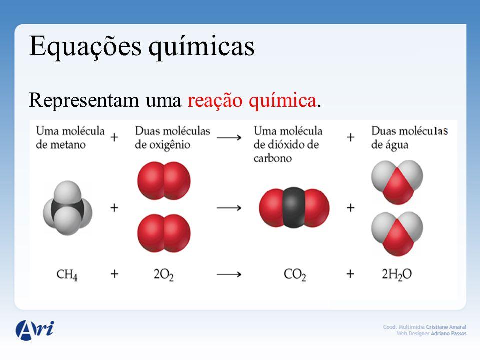 Reação de adição (ou síntese) A + B C Exemplos: H 2 (g) + C l 2(g) 2 HC l (g) HC l (g) + NH 3 (g) NH 4 C l (g) CaO (s) + H 2 O (l) Ca(OH) 2 (aq)